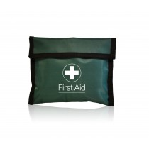 Blue Dot Travel First Aid Kit In Envelope Pouch