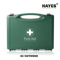 Green Box 1-5 Person First Aid Kit