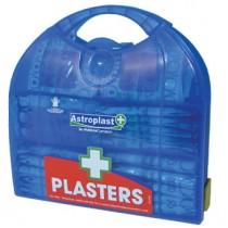 Piccolo Blue Dectectable Plaster Kit (200) Dispenser