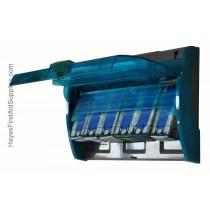 Pull 'n' Open  Plaster Dispenser Blue Detectable 7.2cm x 2.5cm