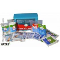 Refill Burns Medium Blue Box