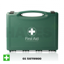 Green Box Vehicle First Aid Kit