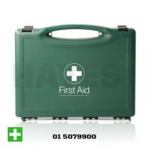 Green Box Vehicle First Aid Kit