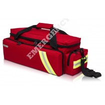 Emergency's ALS Oxygen Therapy Bag Red