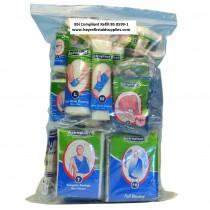 BSi Small First Aid Kit Refill Food Hygiene