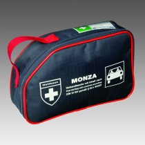Monza First Aid Kit Bag DIN 13164