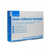 Blue Dot Elastic Adhesive Bandage 5cm x 4.5m (EAB) Box of 12
