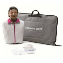 Laerdal Little Anne QCPR Dark Training Manikin