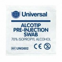 Pre-Injection Prep Pad Swabs (200) Box