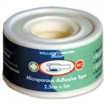 Microporous Tape 1.25cm x 5m