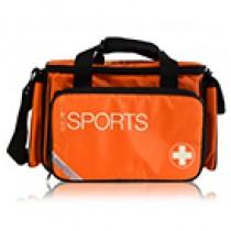 Multi Purpose Sports Kit In Large Orange Bag