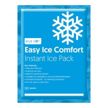 Blue Dot Easy Ice Comfort Instant Ice Pack