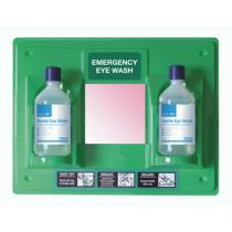 Blue Dot Emergency Eye Wash Station
