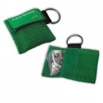 CPR Resusciade Vent Aid Key Ring