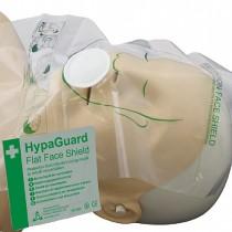 Resuscitation Flat Face Shield