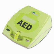 ZOLL AED Plus Lay Responder CPR Feedback Fully Automatic