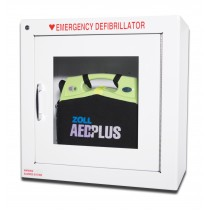 Premium Large AED Indoor Alarmed Wall Cabinet