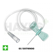 Winged Infusion Set Green 21G 0.8mm x 19mm