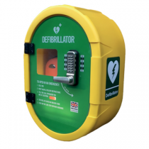 DefibSafe2 Outdoor Heated AED Cabinet