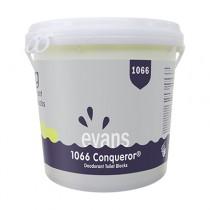 1066 conqueror Deodorant Toilet Blocks 3kg Bucket