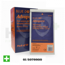Advapore Adhesive Wound Dressing 8cm x 15cm Box of 50