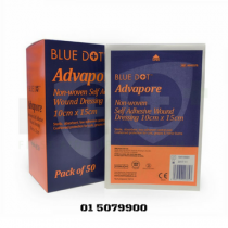 Advapore Adhesive Wound Dressing 10cm x 15cm (50) Box