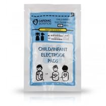 Cardiac Science Powerheart G3 AED Intellisense Pediatric Pads