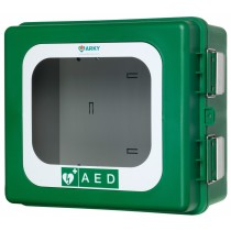 ARKY Outdoor AED Cabinet Lockable, Alarm & Heated 184