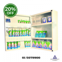 HSA 1-10 Person First Aid Cabinet