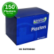 Washproof Assorted Plasters (150) Box