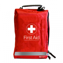 Eclipse 500 Series First Aid Kit Bag in Red