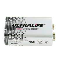 Defibtech Lifeline AED 9v Lithium Battery