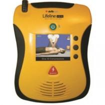 Defibtech Lifeline View AED Semi-Automatic Defibrillator DDU-2300