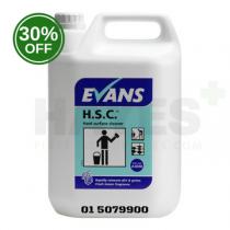 Evans H.S.C.™ Hard Surface Cleaner 2 x 5 Litre