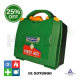 Green Box HSA 1-10 Person First Aid Kit Food Hygiene (Incl. Eye Wash & Burns)