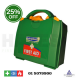 Green Box HSA 1-10 Person First Aid Kit (Incl. Eye Wash & Burns)