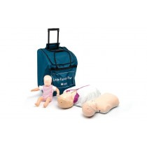 Laerdal Little Family Pack QCPR Training Manikins
