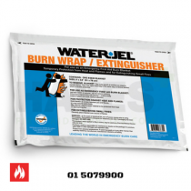 Water-Jel Burn Wrap 91.4cm x 76.2cm in Pouch