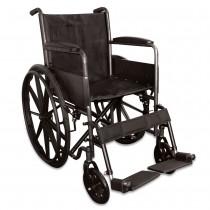 Self Propelled Folding Wheelchair