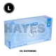 SemperCare Edition Latex Gloves Powder Free LARGE (100) Box