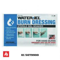 Water-Jel Hand Dressing 20cm x 55cm Burn Dressing