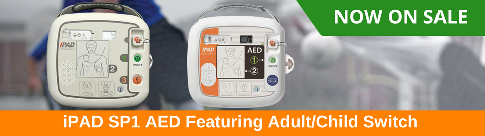 iPAD AED Range