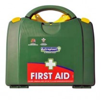 Astroplast Green Box HSE 1-10 Person First Aid Kit